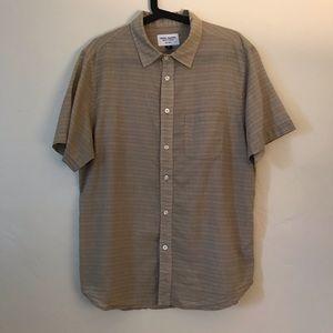 General Quarters short sleeve button down shirt.